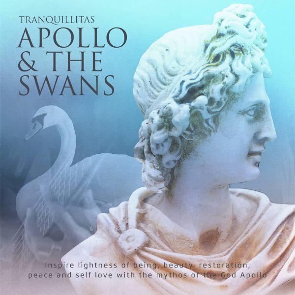 Tranquillitas Apollo the Swans 600x600 - TRANQUILLITAS   APOLLO & THE SWANS MEDITATION