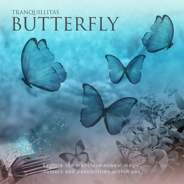 Tranquillitas Butterfly 600x600 - TRANQUILLITAS   BUTTERFLY MEDITATION