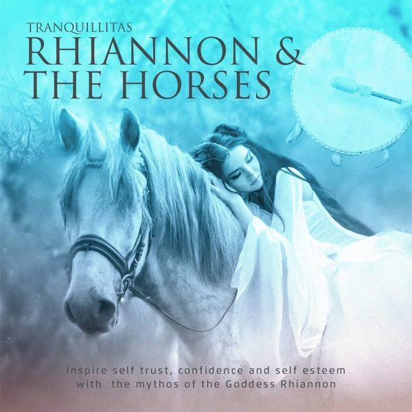 Tranquillitas Rhiannon the Horses 600x600 - TRANQUILLITAS RHIANNON & THE HORSES