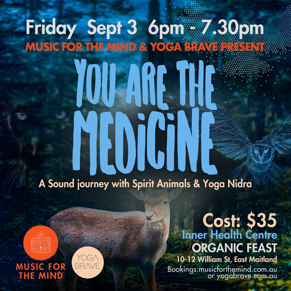 You are the Medicine Sept 2021 Web - EVENTS